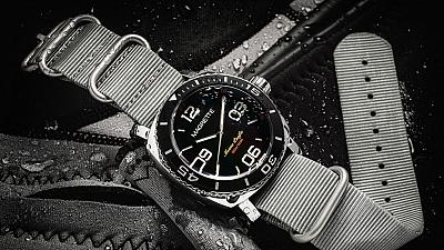 Magrette Moana Pacific Diver II 44mm Now Sold Out