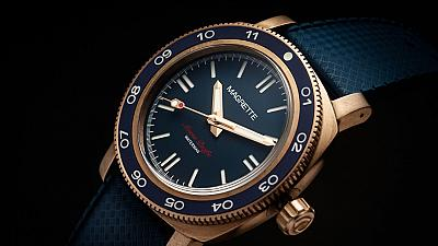 Magrette Launches Moana Pacific Waterman Bronze
