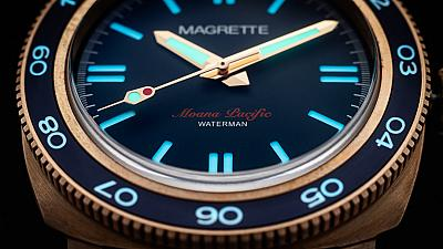 Waterman Bronze Featured on Watch With Us
