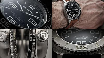 Review - Magrette Moana Pacific Professional Black & Steel