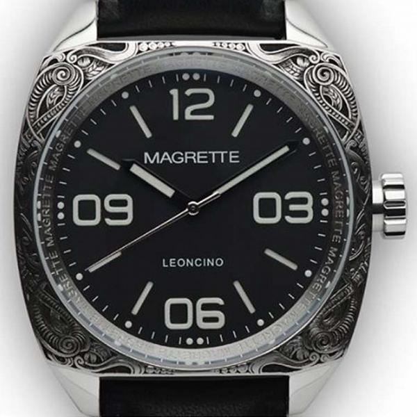 Hand-Engraved Timepieces by Magrette